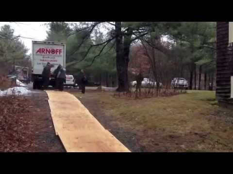 From Fern Hill to Philmont  the Rudolf Steiner Library Move