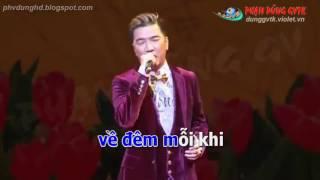 Karaoke B nh Minh S Mang Em i m V nh H ng 720