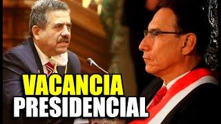 ¡TWITTER EXPL0TÓ! PIDEN LA VACANCIA PRESIDENCIAL DE MARTÍN VIZCARRA Y SE VUELVE TENDENCIA