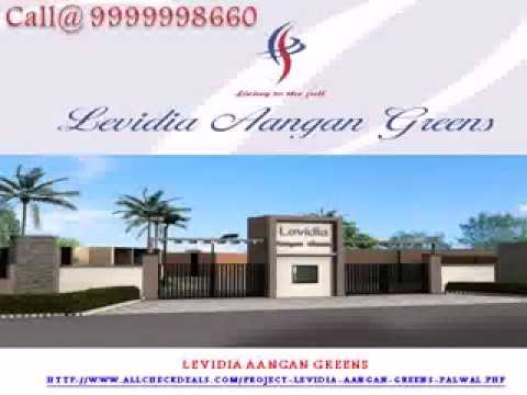 Levidia Aangan Greens -- With Modern Amenities At Palwal Faridabad