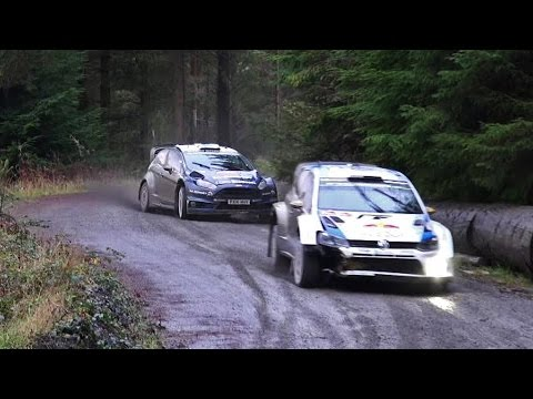 Wales Rally GB Day 1 HD