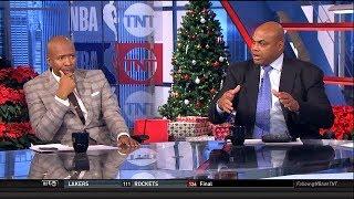 Inside the NBA - Lakers vs Rockets Postgame Talk | December 13, 2018