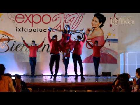 Expo 15 ixtapaluca, Studio Coreografico Crazy Essence (entrada)