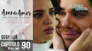 Asas do Amor - Capítulo 90 - Segunda 15/10/2018 - PENULTIMO CAPITULO - COMPLETO HD