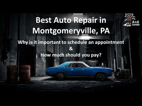 Auto Repair In Montgomeryville, PA