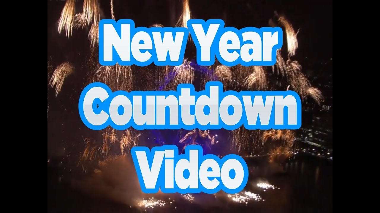 New Year Countdown 2015 DJ VJ Video - Download Link In ...