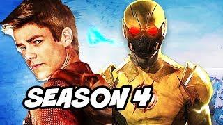 The Flash Season 4 - Reverse Flash Breakdown