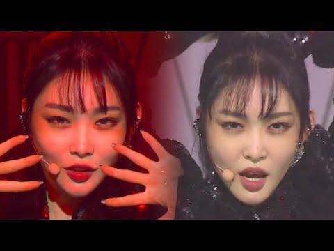 CHUNG HA(청하) - Gotta Go(벌써 12시) @인기가요 Inkigayo 20190106