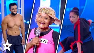 Pilipinas Got Talent 2018 | Auditions | WEEK 1 | Got Talent Global
