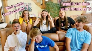 asking boys questions girls are too afraid to ask