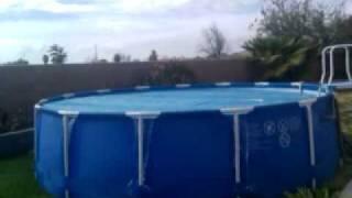 7.2 Easter Earthquake felt in San Jacinto 2010