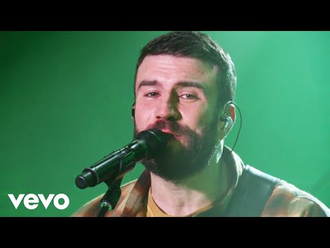 Sam Hunt - Kinfolks (Live From Jimmy Kimmel Live!)