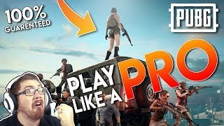 PLAY LIKE A PRO IN 6 EASY STEPS!! [PUBG Mobile]