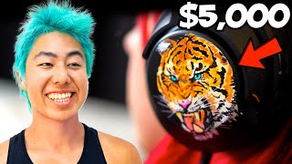 Best Custom Headphone Wins $5,000 Challenge! ft. Unspeakable, Typical Gamer & Hyper | ZHC Crafts