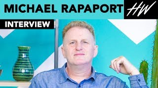 """Michael Rapaport Goes Off On Machine Gun Kelly & Talks """"Atypical"""" Season 2 