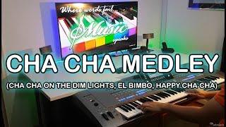 80's Cha Cha Medley on Yamaha Tyros 5
