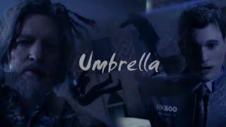 Connor x Hank • Umbrella • [Detroit: Become Human] GMV