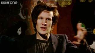 Extended Matt Smith Interview - Doctor Who Confidential: The Eleventh Doctor - BBC One