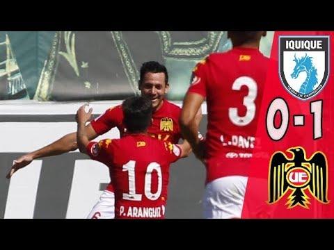 Deportes Iquique vs Union Espanola