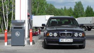 Ponad 6600 km! BMW 525 TDS - Podróż z Warszawy do Jekaterinburga i z powrotem