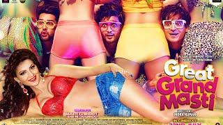 Great Grand Masti Official Trailer - Riteish Deshmukh, Aft..