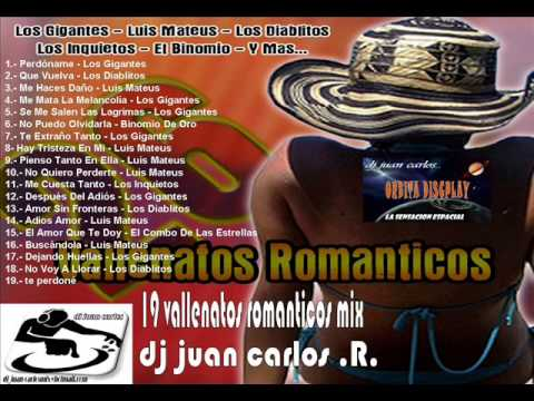 vallenato romantico 19 mix orbita discplay dj juan carlosr  @DJ_JUANCARLOSR
