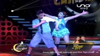 Bailando Bolivia - Rene & Paola Belmonte