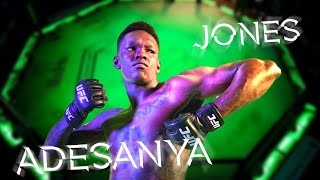 Twinemies - Israel Adesanya vs Jon Jones Beef