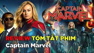 Review Tóm Tắt Phim: Captain Marvel (2019)