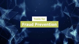 Fraud Prevention Tool