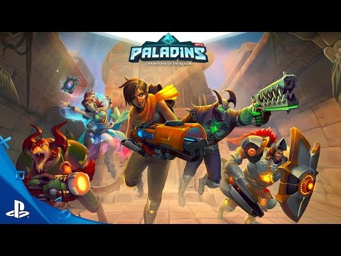 Paladins Video Screenshot 1