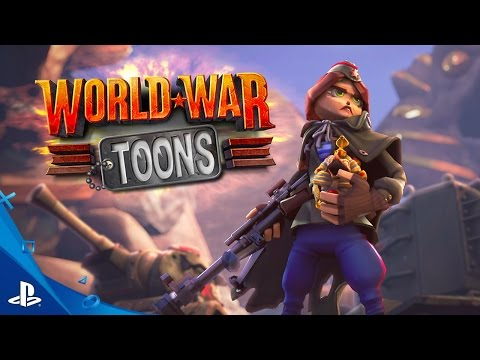 World War Toons Video Screenshot 1