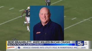 Funeral arrangements set for Rod Bramblett, his wife