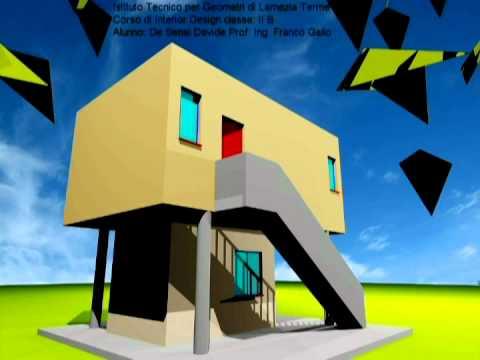 ITG LAMEZIA TERME - Classe II^ B Design -