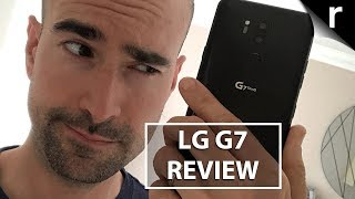 2 Weeks with the LG G7 ThinQ   Tries too hard?