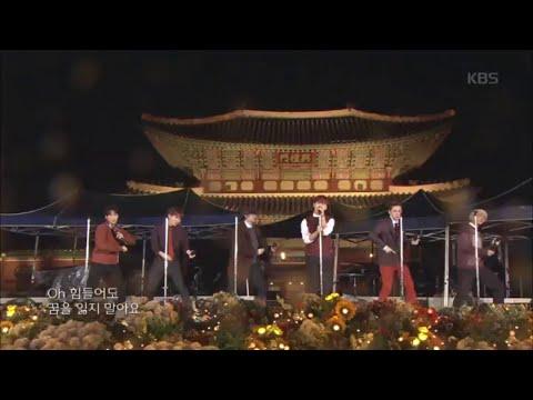 [Kbs world] 열린음악회 - BTOB - 집으로 가는 길.20151213