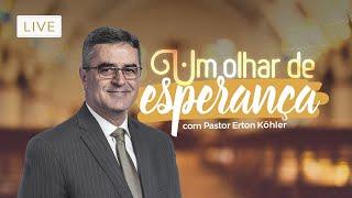 21/03/20 - Adoração Especial - Pr. Erton Köhler