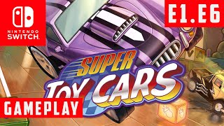 Episode 1 - Event 6: Elimination Baby Room 1 - Super Toy Cars - Gameplay - (Nintendo Switch)