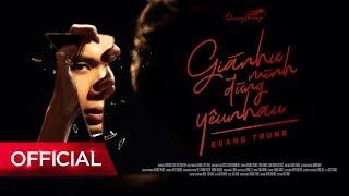 Giá Như Mình Đừng Yêu Nhau - Quang Trung | Official Music Video 4k