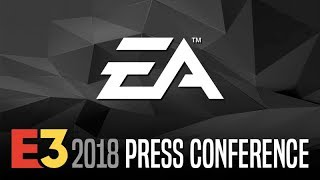 EA Press Conference @ E3 2018 【Live Stream】