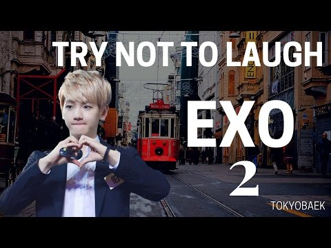 try not to laugh EXO | 02