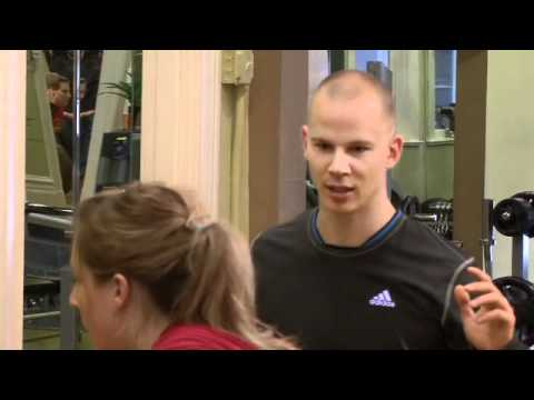 Testimonial of Personal Trainer Andrew Duffy of thriveSF - Mandy
