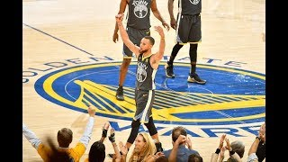 Best of Stephen Curry From Games 1 and 2 of the NBA Finals
