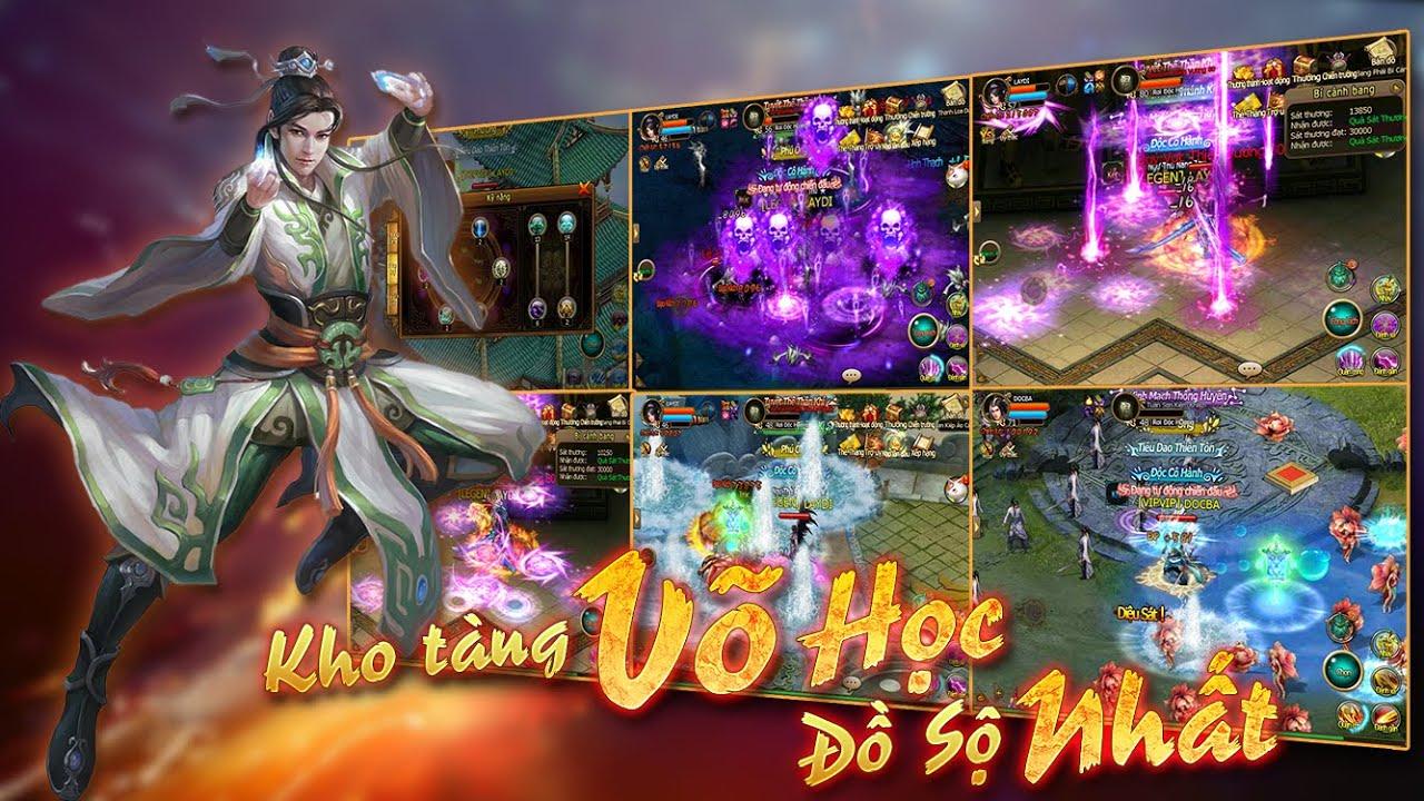 Chơi Độc Bá Võ Lâm on PC 2