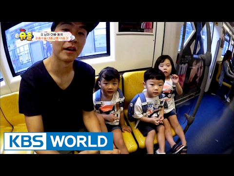 Seol-Su-Dae cheering squad goes to Bangkok [The Return of Superman / 2017.02.05]