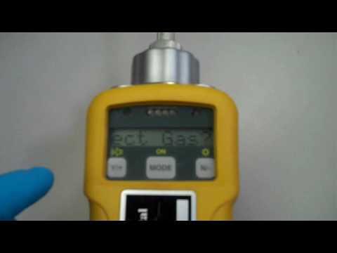 MiniRAE 2000 Calibration