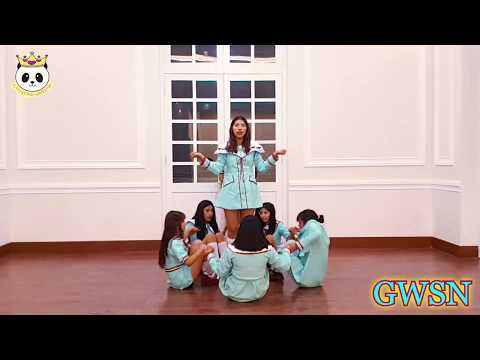 [1theK Dance Cover Contest] GWSN(공원소녀) _ Puzzle Moon(퍼즐문)Cover by Gwiyomi Queens