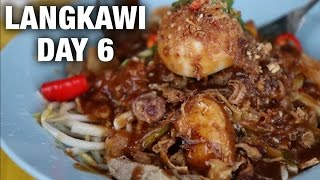 Hafiz Rojak, Cooking, and Thai Seafood in Langkawi (Day 6)