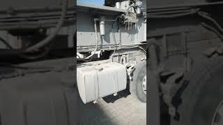 Beton Pompası Kumlama İşlemi Sonrası (Temiz İşçilik)