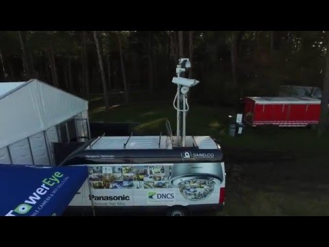 Panasonic DEMOVAN & Towereye @ BK cyclocross 2016